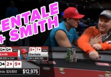 Poker Night in America S5 E36 - Dentale and Smith DUST UP!