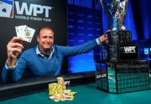 Eric Afriat Wins 2018 World Poker Tour Borgata Winter Poker Open