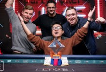 22-Year-Old High Stakes Cash Game Player Defeats Field of 47 To Win €800,000