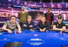 Uspo $25k High Roller Final Table Live On Pokergo