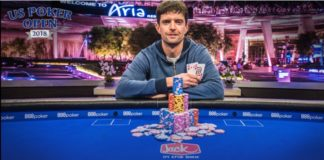 Keith Tilston Wins Us Poker Open Main Event For $600,000