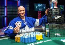 Canadian Pro Defeats Record Field of 517 Entries To Win His First WPT Title