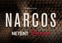 NetEnt deal to see Gaumont's worldwide hit television series Narcos a themed slot game