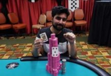 Harrah's Atlantic City WSOP Circuit Main Event win goes to Soheb Porbandarwala