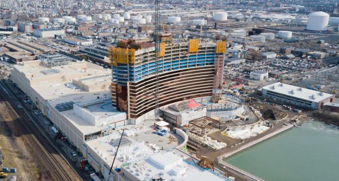 Massachusetts officials call for Wynn Boston Harbor Resort name-change