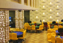 MegaLuck Casino business hurt by 'geopolitical tensions'