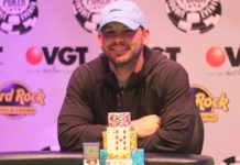 Jonathan Poche Wins 2018 WSOP Circuit Hard Rock Tulsa Main Event