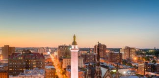 Maryland Matched New Jersey's Poker Rake in February