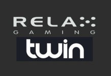 Twin Casino and Relax Gaming sign partnership deal