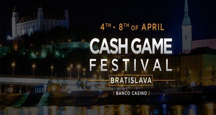 Banco Casino to host Cash Game Festival this month