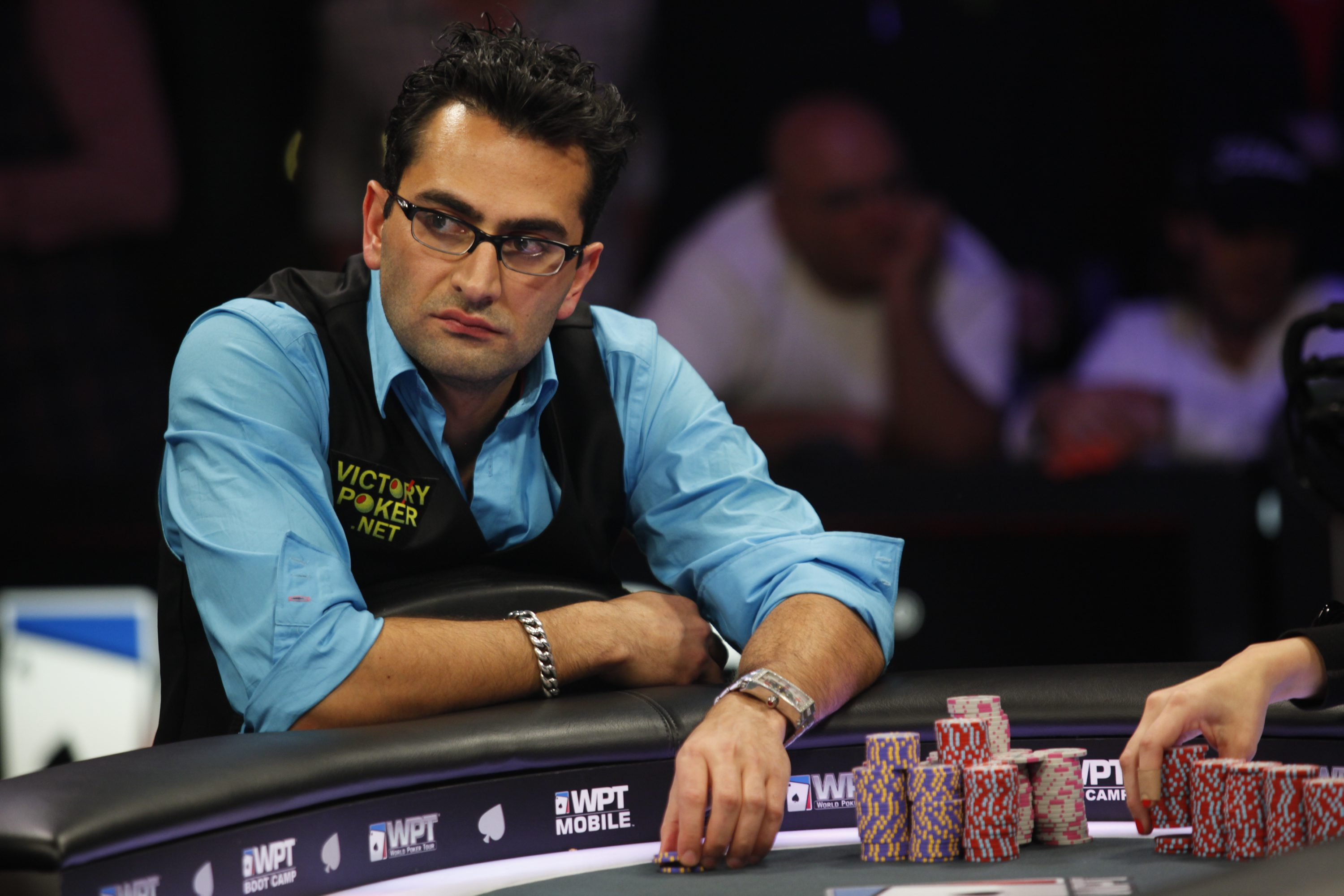 Aj Holz fedor holz antonio esfandiari among 15 players selected by to