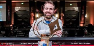 Pascal LeFrancois Wins 2018 partypoker LIVE MILLIONS Grand Final Barcelona Main Event