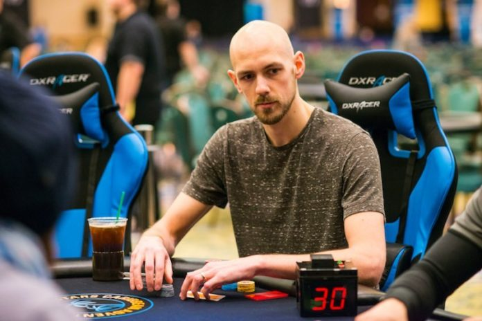 Stephen Chidwick becomes first Brit to top GPI rankings