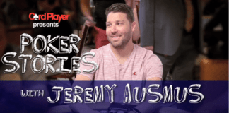PODCAST: Poker Stories With Jeremy Ausmus