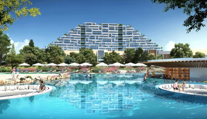 British Bases Deny Reports about Objections to Melco's Cyprus Casino Resort Plan
