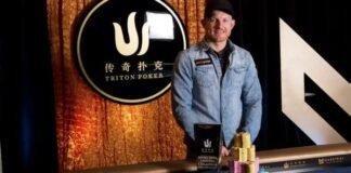 Jason Koon Wins 2018 Triton Super High Roller Montenegro $1,000,000 HKD Short Deck Event