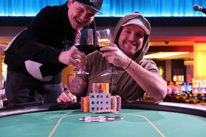 Mike Jukich Wins the Horseshoe Baltimore Main Event