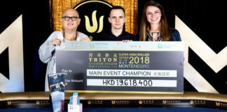 Mikita Badziakouski Wins 2018 Triton Super High Roller Series Montenegro $1 Million HKD Buy-In