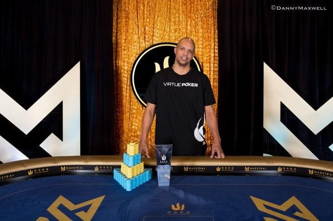 Phil Ivey Wins Triton Poker Montenegro $250,000 HKD Short Deck Event