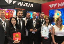 Wazdan bags G2E Asia Hot Product award for 9 Lions video slot