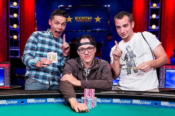 Jordan Hufty Wins Casino Employees Event