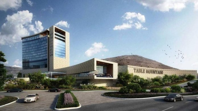 Table Mountain Rancheria to replace existing casino add hotel