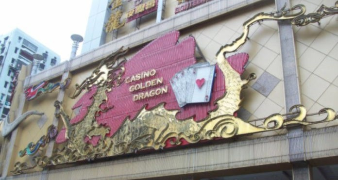 Golden Dragon Group 'thinking about' Macau casino license