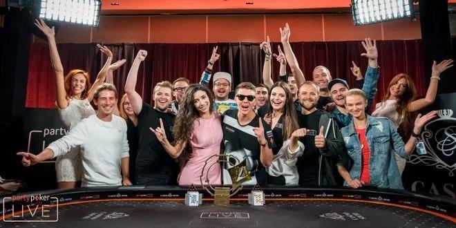 Filatov Wins partypoker's LIVE Millions Russia Main Event ...