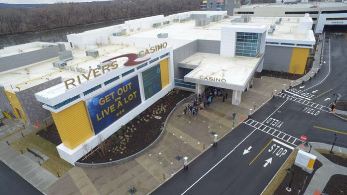 Rivers casino in Schenectady celebrates $50m in jackpot payouts
