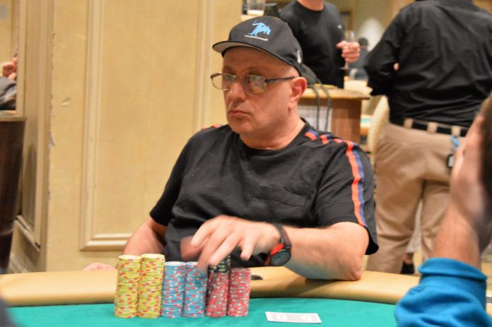 Roland Israelashvili (Who You've Probably Never Heard of) Just Booked His 94th WSOP Cash
