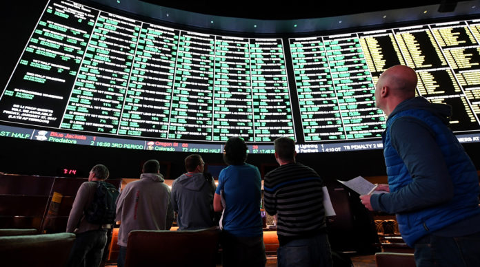 Virginia Lawmakers Draft Sports Betting Bill