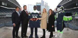 NFL's Seattle Seahawks Find Partner In Snoqualmie Casino