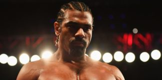 David Haye Back in Training as He Prepares to Slay GUKPT Goliath