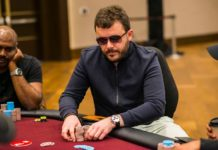 Anthony Zinno Headlines WPT Maryland
